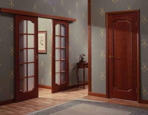 Двери из массива в России - regtorgru